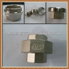 1.4408stainless steel hydraulic rotary union