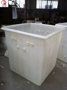 800L Rotation large plastic water storage tank with drain hole & 800l Rotation Large Plastic Water Storage Tank With Drain Hole - Buy ...
