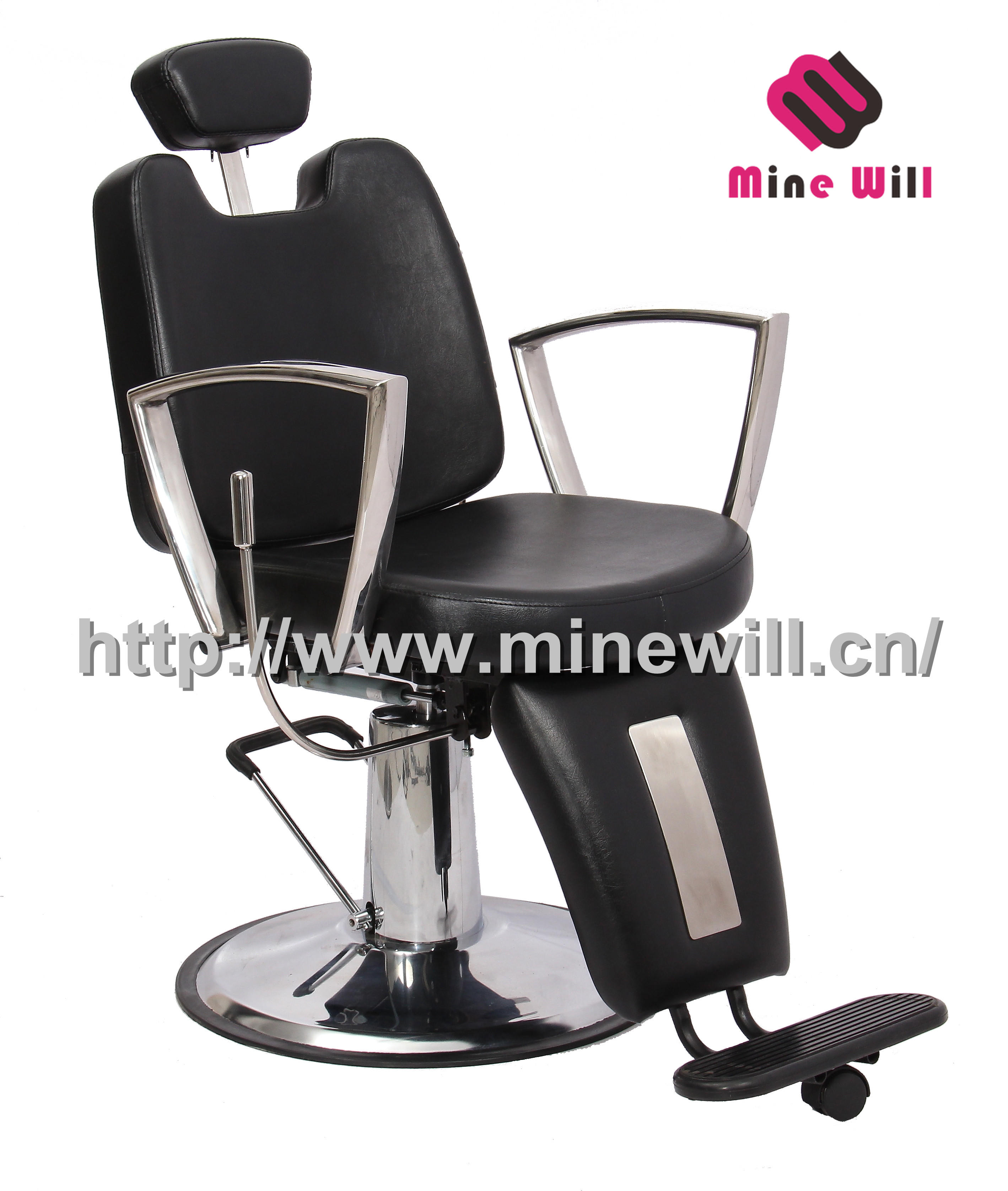 Double Layers Styling Chair Salon Beauty Barber Chair furniture Flexible Chair