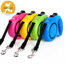 Dog Leads Leash Retractable Pet Leash For Dog Training and Walking