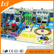 Superior quality naughty castle indoor playground ,kids happy naughty castle,ice and snow gym