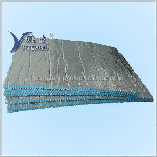 Ign fugo papel de aluminio cara reticulaci n de - Papel aislante termico ...
