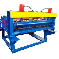 steel coil slitting machine and cutting machine for metal roofing machine