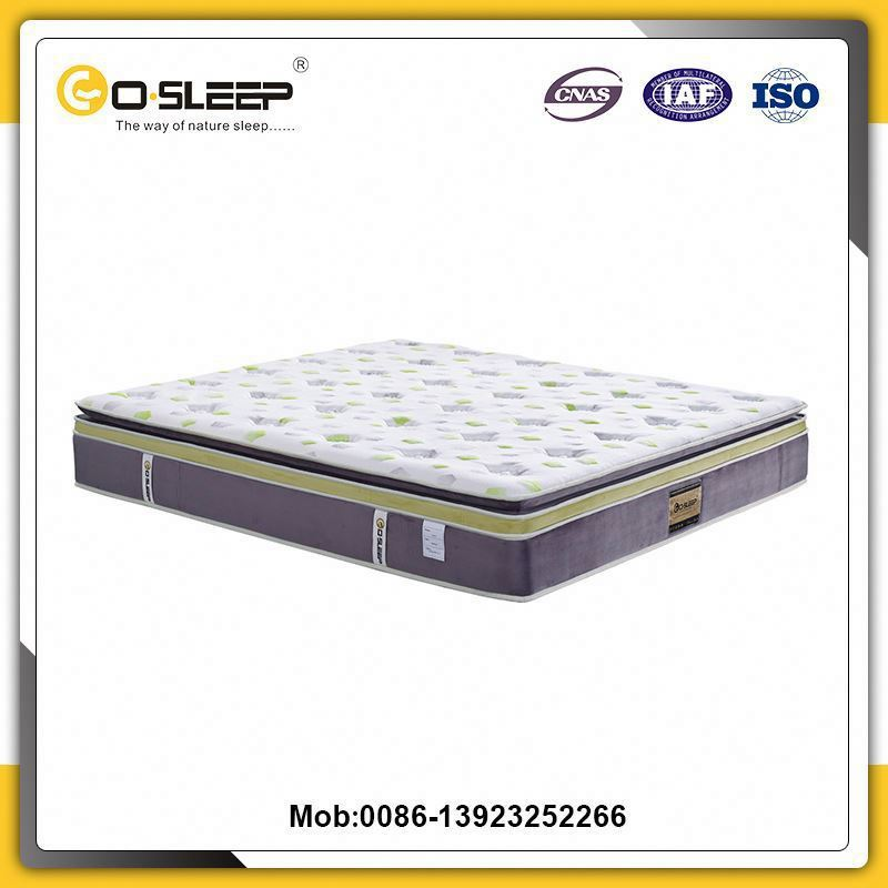 Alibaba hotsell european size bed mattress futon for 5 star hotel