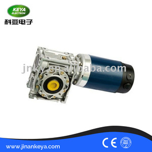 china supplier price dc motor 110v 185w right angle dc geared motor
