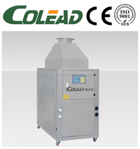 Wind-cooled water unit/cool water unit/vegetable and fruits cooler