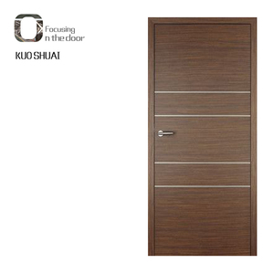 Cheap price pvc pre-hung interior bedroom wooden doors design