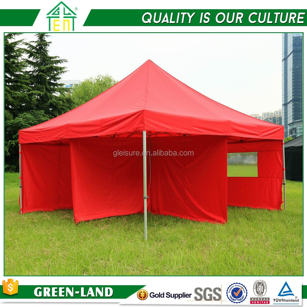 Hot Selling Easy Up Advertising Canopy Tent Gazebo 3X3 Pop-Up Car
