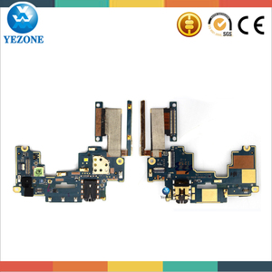 Original Earphone Jack Microphone and Volume Button Flex Cable For HTC One M7 Parts
