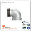 compression fitting pipe Elbow of upvc pipe