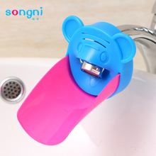 Hot Selling Silicone Water Faucet Extender for Children