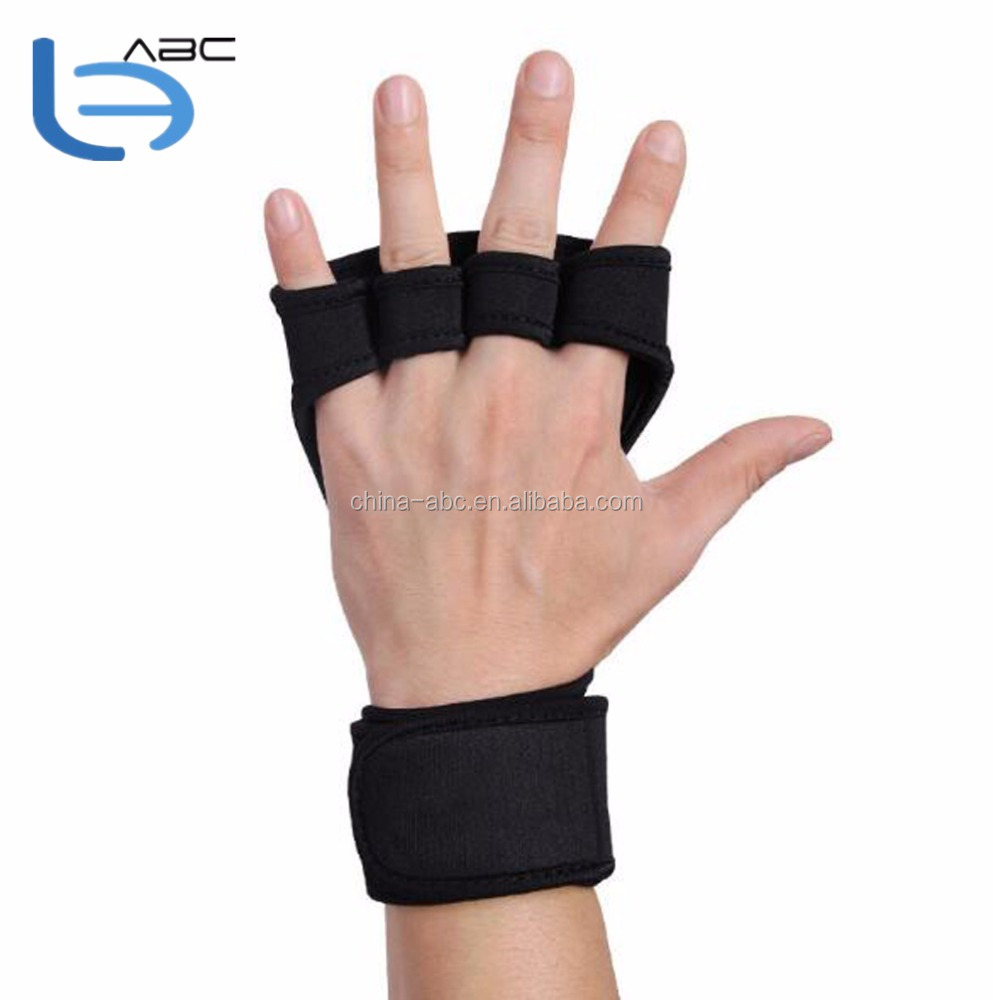 Weight Lifting Fitness Gloves Half Finger Men and Women Sports Gym Gloves Workout Exercise Training Protect Weightlifting Gloves