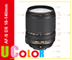 GENUINE New Nikon Nikkor AF-S DX 18-140mm f/3.5-5.6G ED VR Telephoto Zoom Lens