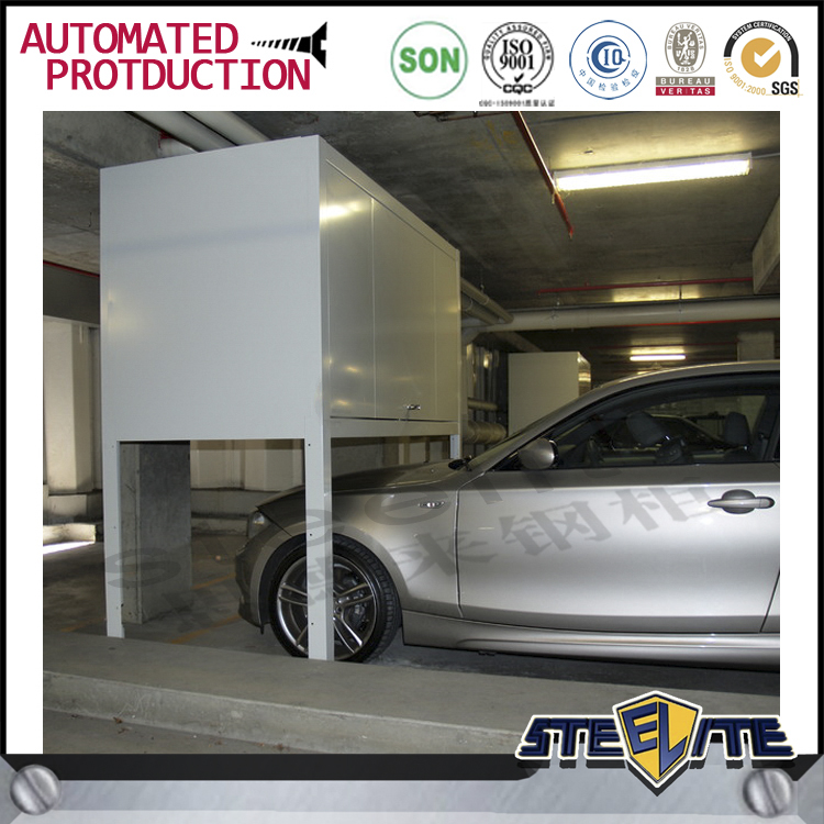 2016 oem cnc machinery customized over car bonnet storage for Over car garage storage
