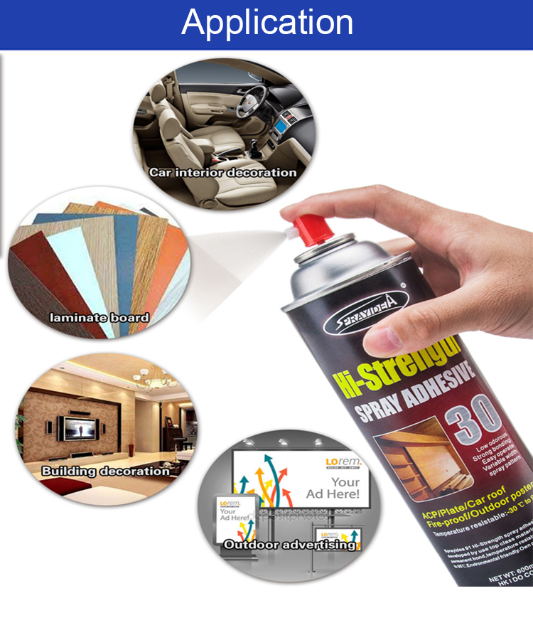Sprayidea 30 cost saving bridge construction adhesive