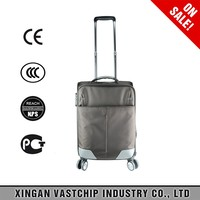 Online wholesale shop attractive for travel trolley luggage bags