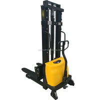 Material handling equipment All-electric and semi-electric hydraulic Pallet Forklifts