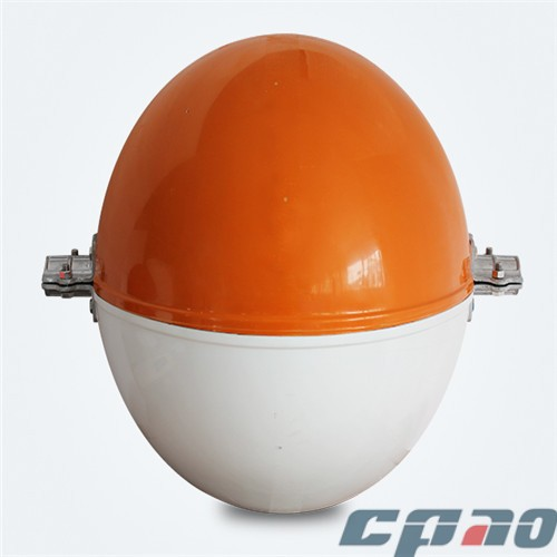 60cm Aircraft Warning Spheres/aerial Marker Ball Cross River ...