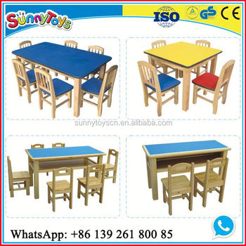 Nursery children furniture height adjustable kids table and chair set child reading table  sc 1 st  Alibaba & Nursery Children Furniture Height Adjustable Kids Table And Chair ...