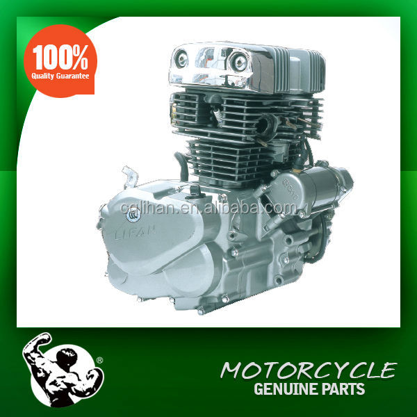 Good quality Inline 2 cylinder Lifan 150cc motorcycle engine