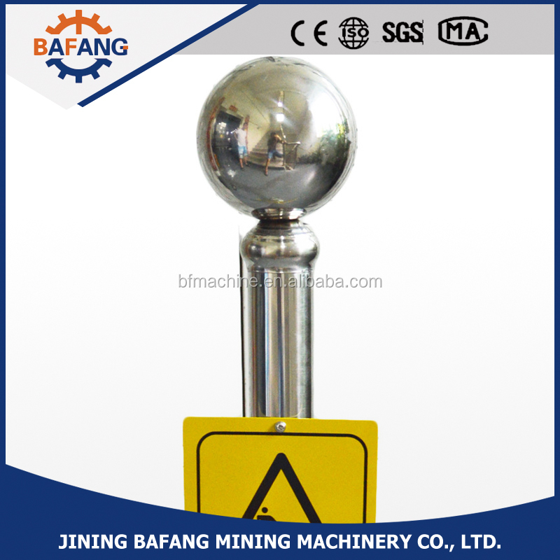Factory price selling for Explosion proof electrostatic discharge ball touching device