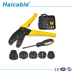 LXK-30JN Heavy Duty Crimping Tools Set Company Multifunctional 0.5-35mm2 Insulated Terminals Hand Tools