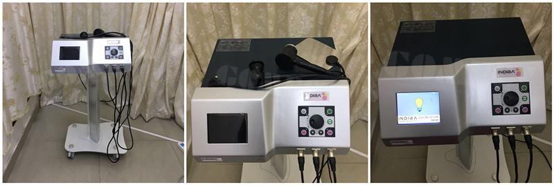 GOMECY Trending products 2019 in Spain indiba Deep Beauty Care Proionic Slimming Spa Equipment Machine