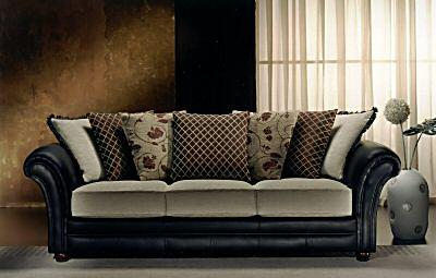 3 2 Seater Meteora Designer Leather Fabric Sofa Suite Product On Alibaba