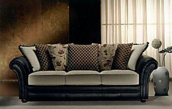 3+2 Seater Meteora Designer Leather Fabric Sofa Suite - Buy Leather Sofa  Product on Alibaba.com