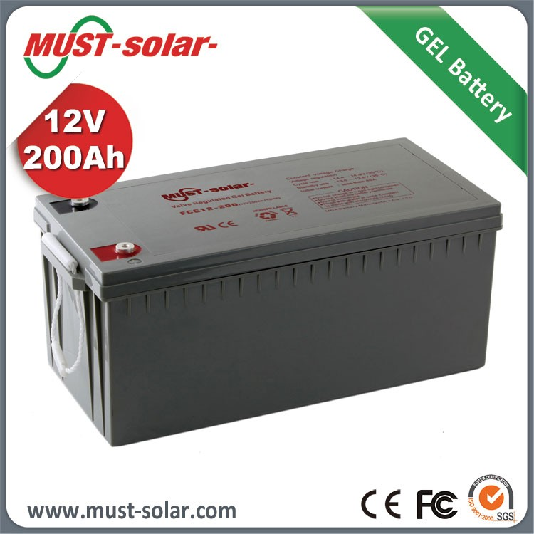 4v gel battery 1000ah solar batery bank for back power system 12v 100ah li ion battery