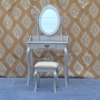 save off 2baaa 70f09 Small Makeup Vanity Indian Dressing Table Set With Mirror / Dressing Table  With Stool / Dressing Table Chair - Buy Vanity Mirror,Vanity Dressing Table  ...
