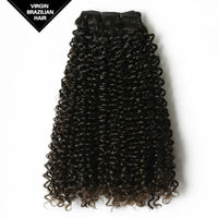 VV Wholesale Bundles Jerry Curl Weave Extensions Unprocessed Human Hair 5a Brazilian Virgin Hair