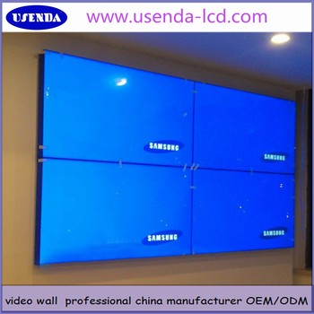 Flexible Lcd Display 47 55 Inch Led Video Wall From China Lcd ...