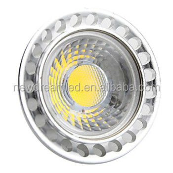7W COB MR16 LED spotlight 12V AC/DC