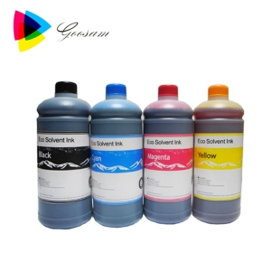 Low smell eco-solvent ink for HP Latex 375 printer Eco solvent Ink