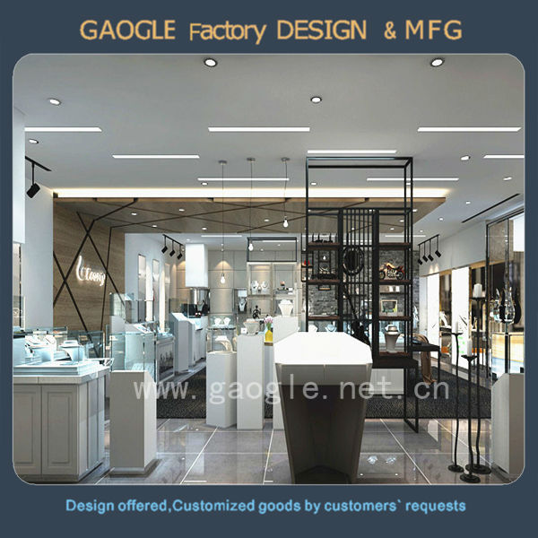 Jewelry Exhibition Stand Design : High quality jewelry exhibition stand design for jewelry shop