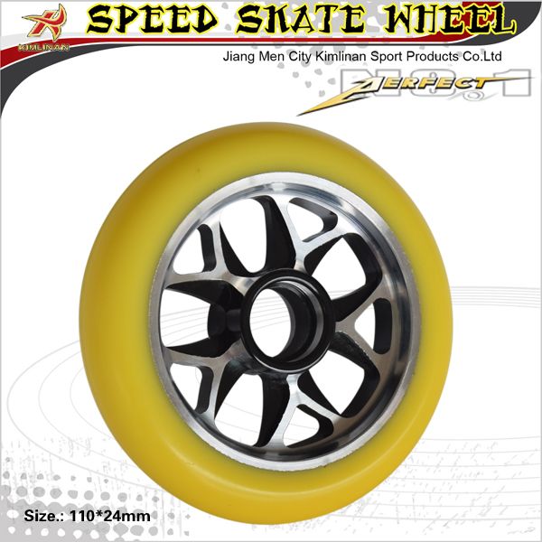 100mm scooter pu wheel