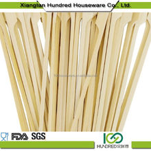 100% organic natural wholesale bamboo paddle sticks