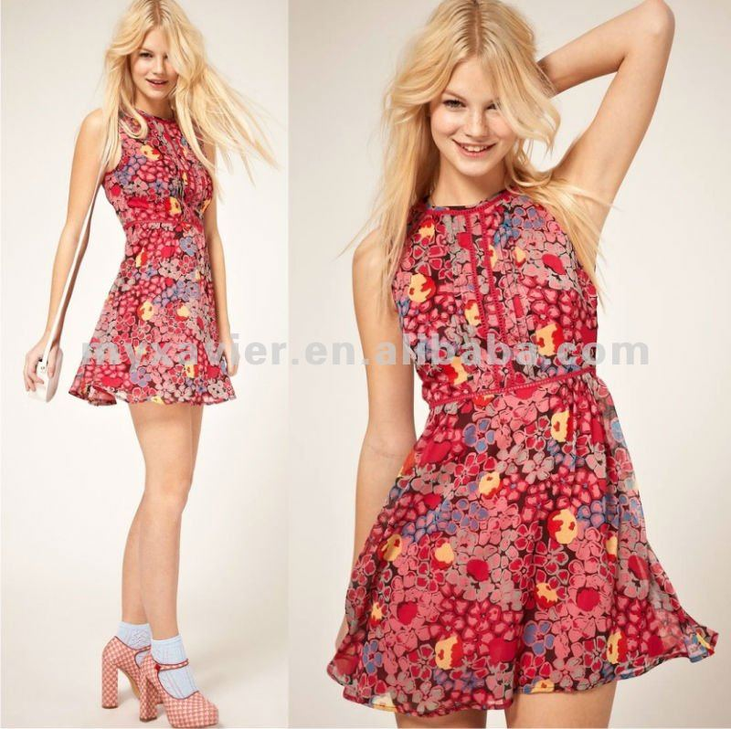 Vestidos de verano baratos