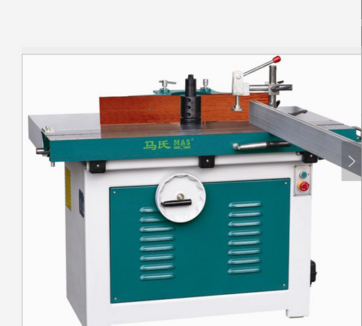 the price of spindle moulder woodworking machine with sliding table