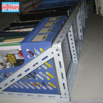 New Style Warehouse Factory Angle Steel Rack