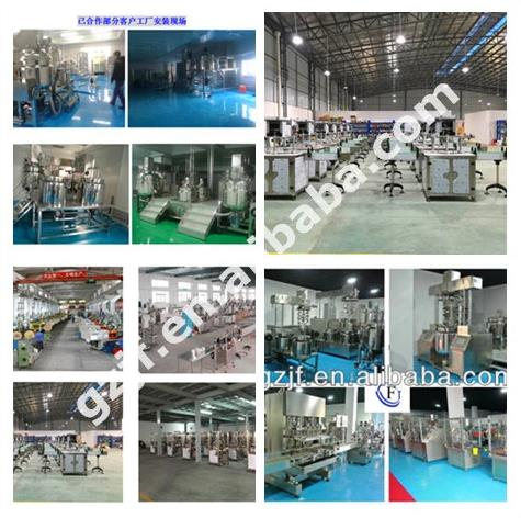 Jinfeng QGBS-500 aerosol dolum makinesi/Dolgu Yarı otomatik aerosol kap yapma makinesi