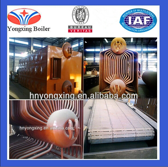 China Hot Sale Low Pressure Steam Boiler/steam Boiler Types/steam ...