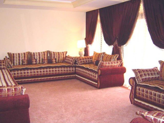 Marocain canap canap salon id de produit 11319263 for Les canapes marocains