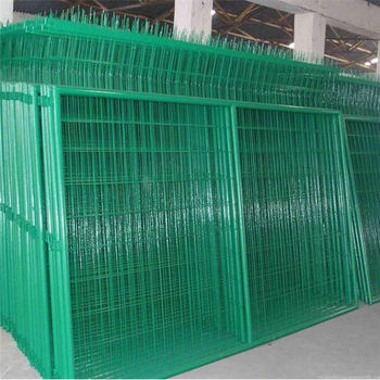 Galvanized 6x6 Concrete Reinforcing Welded Wire Mesh Fence - Buy ...