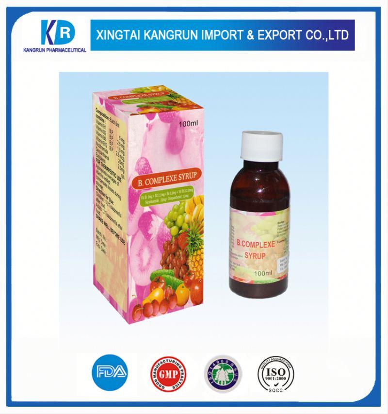 Super Vitamin B Complex Syrup
