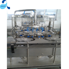 Small Scale Automatic Juice Milk Soft Drink Water Production Line