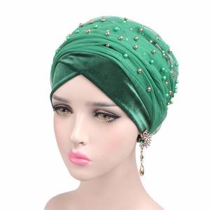 f18ae0e0a52 Turban Velvet Head Wrap