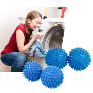 PVC Dryer Balls Reusable Clean Tools Laundry Drying Laundry Products Accessories Washing Ball