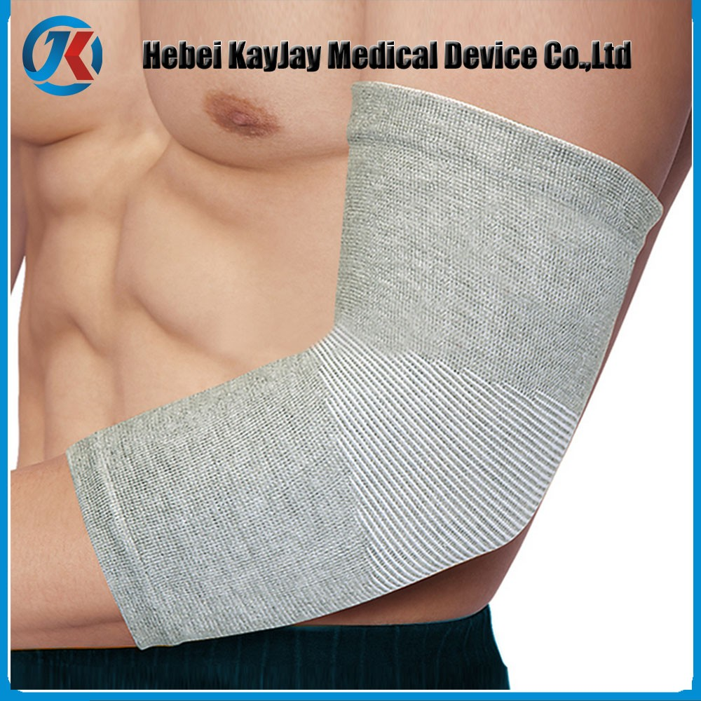 New Products 2016 Medical Copper Elbow Sleeve Elbow Brace Pads ...